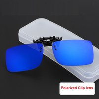 ddea2d8f9f5 Vazrobe Clip on Sunglasses Men Women Polarized Sun Glasses for Eyeglasses  Frames Driving Myopia Optical Eyewear Double Lens Man