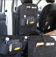 kinderzubehör für ipad großhandel-Universal Car Rücksitz Organizer mit größeren Schutz Lagerung Multi-Pocket-iPad Halter Great Travel Zubehör für Kinder (1PCS)