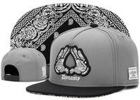 gorras snapback brooklyn venda por atacado-Atacado new Cayler Sons bonés de beisebol Brooklyn Bordado chapéus Snapback Caps ajustável pai chapéus para homens mulheres snapbacks osso gorras cap