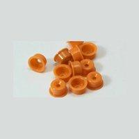 pièces d'injecteur de carburant achat en gros de-100 pièces Injecteur de carburant Partie en plastique Capuchon de téton Kit de service de réparation d'injecteur de carburant de qualité supérieure 310376