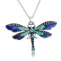 Wholesale art favors for sale - Sweater Chain Dragonfly Lady Necklace Accessories Charm Arts Crafts Wedding Favors For Guest Gift Pendants Accessories rq bb
