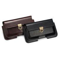 suporte de cintura de telefone venda por atacado-Casos de telefone Saco Bolsa de Cinto Bolsa Para Multi Telefone 5.5