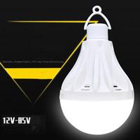 Wholesale Night Light Electric - Electric Car Night Market LED Low-voltage Light Bulbs 12v Energy-saving Lamps 48v Stall Lights 60v Battery Emergency Lights