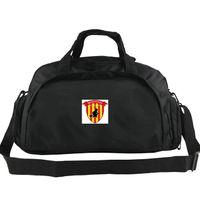 Wholesale team soccer bags online - Benevento Calcio duffel bag Stregoni club tote Emblem soccer backpack Football team luggage Sport shoulder duffle Outdoor sling pack
