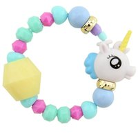 Wholesale beaded bracelets online - designer jewerly bracelets for children animals elves magical creatures twist and turn bracelets hot fashion free of shipping