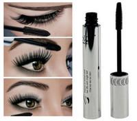 Wholesale 3d fiber lashes online - Menow M N D Fiber Lash Mascara Lash Power Extension Visible Menow Eyelash Mascara Cosmetics Waterproof