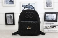 Wholesale travel bags backpack price - Factory Price Fashion New Distress Graffiti Printed Women Men Canvas Backpack Embellished with Multicolored Ropes School Travel Bags