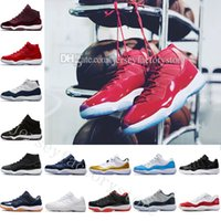 Wholesale aa basketball - NEW 11 SPACE JAM Men Womens Basketball Shoes 11S AA High Quality Size USA 5.5 13 Wholesale Sneakers Drop Free Shipping US 5.5-13 Eur 36-47