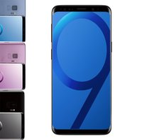 Wholesale Mobile 1g Ram - Goophone 9 Real 5.8 Inch x9 Plus Mobile smartphone Cell Phone Quad Core 1G ram 4G rom Curve Screen Show 6G 64G 3G phone v s8 note8 mobile