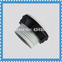 Wholesale Hole Plastic Buttons - 30mm series Gray push button switch & indicator plug panel hole switch plug plastic panel