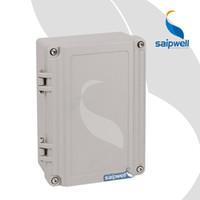 ingrosso recinzione contenitore di alluminio-220 * 155 * 95 mm Verniciatura a spruzzo in alluminio / tipo di cerniera Project Box Enclosures per l'elettronica (SP-AG-FA14)