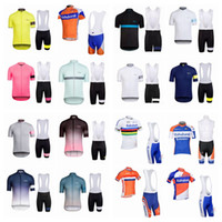 RABOBANK Cycling Short Sleeves jersey (bib) shorts sets Cycling Outdoor  Sports Clothing Summer Short Sleeve Cycling Roupa Ciclismo A42511 1224c0435