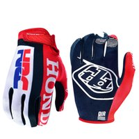 Wholesale free boxing gloves - KTM Team Version Sports Gloves Outdoor Gear Off-Road Motorcycle Mountain Downhill TLD Full Finger Riding Bike Tactical Gloves Free DHL H521F