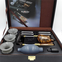 Wholesale Penis Extender Stretcher - size doctor Pro Extender Sizedoctor penis Longer Extender Size Doctor Penis Enlargement STRETCHER System Kit adult High-grade leather box