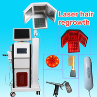 Wholesale Home Diode Laser Hair Removal - 650nm diode laser hair growth machine anti-hair loss hair regrowth home-use machine hot sale Perfect Powerful laser hair regrowth machine