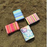 tapis de nuit pour camping achat en gros de-150 * 180 CM Couverture rampante Camping en plein air Tapis de pique-nique tapis de couchage Camping en plein air plage