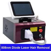 Wholesale lasers for sale online - Ce nm Diode Laser Hair Removal Beauty Equipment for Sale permanent laser hair removal clinic for use