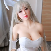 Wholesale adult anime character for sale - 2018 ADDOLL New face best selling adult sex toys mannequin realistic pussy Japanese Cosplay Character Full body silicone TPE Anime Sex dolls