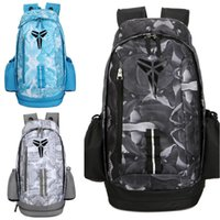 ingrosso ragazzi grandi-New Kobe Basketball Backpack For School Bag Ragazzi Ragazzi Laptop Bag Outdoor Packs Zaino per uomo Zaino grande capacità