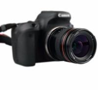 Wholesale focus standards online - 35mm F2 Fixed Focus Large Aperture Manual Full Frame Lens For Canon D D D D D D D Nikon DSLR Cameras