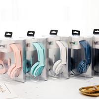 auriculares simples al por mayor-Ear sir EX-15 auriculares audifonos auriculares de estilo de caramelo lindo y simple para audífonos para teléfono móvil EX-15 con caja de venta minorista