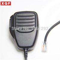 Wholesale Icom Handhelds - XQF Zeadio Modular 8 pin Handheld Remote Speaker Mic Microphone for iCom IC-706 IC-2000 H IC-F1721 IC-7000 IC-V8000 etc