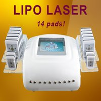 Wholesale home slimming devices for sale - Group buy high quality lipo laser diodes lipo laser slimming beauty instrument home body lipo laser slimming device