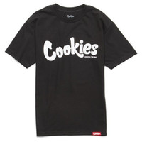 ingrosso vestiti di uomini neri-Biscotti SF Berner Men's Mint T Shirt Black White Tee Clothing Apparel