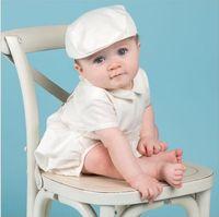 Baby Boys Taufe Kleid Boys Taufe Kleidung 1 Geburtstag Party Hochzeit Baby Boy Kleidung Kleid Gentleman Outfit Mit Hut
