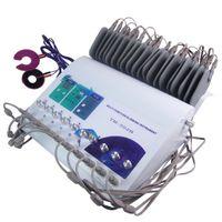 equipo de fisioterapia al por mayor-Máquina de adelgazamiento Pérdida de peso ems Máquinas estimuladoras de músculo eléctrico Ondas rusas ems Equipos de fisioterapia para el cuerpo Facial Breast TM-502