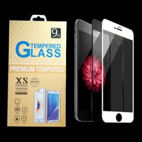 Wholesale Zte Blade Covers - For ZTE Blade Z Max Z982 LG K20 Aristo Stylo 3 plus metropcs 3D Full Cover Tempered Glass Screen Protector with Retailbox Package