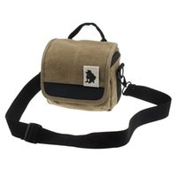 Wholesale camera dust resale online - xiniu SLR Digital Sling Camera Case Shoulder Bag For Canon Nikon Sony Protects The SLR From Scratches and Dust Miya Lin