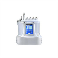 Wholesale diamond dermabrasion oxygen - 5 in1 Professional Hydro diamond Dermabrasion Peeling machine facial Skin Care Oxygen Water aqua Jet Peel Spa Machine
