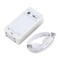 sanal klavye android toptan satış-Beyaz Kablosuz Bluetooth Lazer Sanal Projeksiyon klavye iPhone iPad Tablet Dizüstü Android Akıllı Telefon için