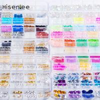 art-deco-damen großhandel-3D Nail Art Deco Produkte Punk / Einfache / Damen Cute Fashion Style Verschiedene Kombinationen DIY Maniküre Erschwinglichen Kauf