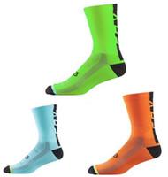 Wholesale Blue Mountains Ski - Mountain bike fox socks muscle socks breathable wear 3color to choose wholesale