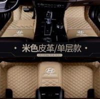 ko großhandel-Details über Fußmatten für das Auto von Hyundai Kona 2018: