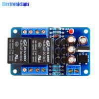 komponenten-kit groihandel-Audio Speaker Protection Board Components Boot Delay DC Protect Kit DIY For Stereo Gauge Breadboard Double Channel