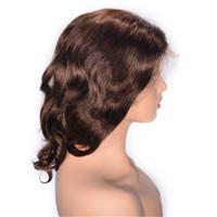 непринужденные парики афро-американцев оптовых-Бразильский парик фронта шнурка волос для афро-американского Glueless волнистого парика человеческих волос с регулируемым пингом ремней
