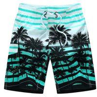 d79f5f597aca2 Men's Quick Dry Boardshorts Plus Size Swimwear Men Beach Shorts Bermuda  Beach Board Short Pants Trunks