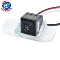 Wholesale car rear view reversing for sale - Group buy Backup Rear View Rearview Parking Camera Night Vision Car Reverse Camera For Volvo S40 V40 V50 XC60 XC90 S80 C30