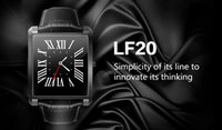 Wholesale Heart Rate Monitors Women - LEMFO LF20 Smart Watch Men Women Wearable Devices Wrist Activity Trackers Heart Rate Monitor MTK2502 for IOS Android Phone
