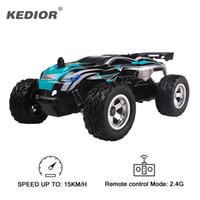 Wholesale radio remote control drift car - New Arrival 2017 High Speed Rc Car 1 :20 Drift Buggy 2 .4ghz Radio Remote Control High speed Racing Car Model Toys For Kids