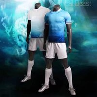 Wholesale play train - VIP high quality 17-18 play soccer play clothing sportswear sexy constellation shirt training clothing channel