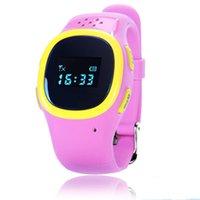 наручные часы gps оптовых-520 GPS Smart Kid Safe Smartwatch аварийная ситуация и настройки блока вызова расположение Finder возможность для Android наручные часы [Оптовая]
