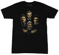 kraliçe v toptan satış-Erkek T-Shirt Doctor - Queen 4 Doktor Albümü Kapak Tarz