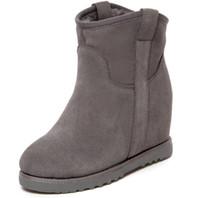 productos para damas al por mayor-Señoras nuevas botas de nieve, antideslizantes, cálidas y confortables, mano de obra fina, producto perfecto, modelo completo
