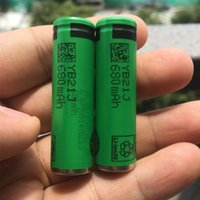 Wholesale Aa Batteries Alkaline - 100% Original Sony 14500 Battery 680mah AA Lithium Rechargeable Batteries For Samsung 25R 30Q Electronic Motor Bike Tools Battery