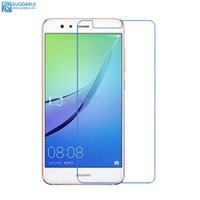 Wholesale huawei p6 plus for sale – best For Huawei Nova Nova Plus ect Tempered Glass Screen Protector Good Quality mm D H Accurate hole film with retail package