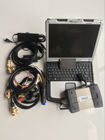 Wholesale MB Star C3 Full Set Diagnostic Tool with Soft ware SSD and CF used Laptop